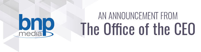 An Announcement from The Office of the CEO