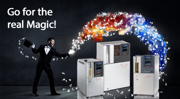 Go for the real Magic!