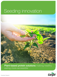 Plant-based protein solutions
